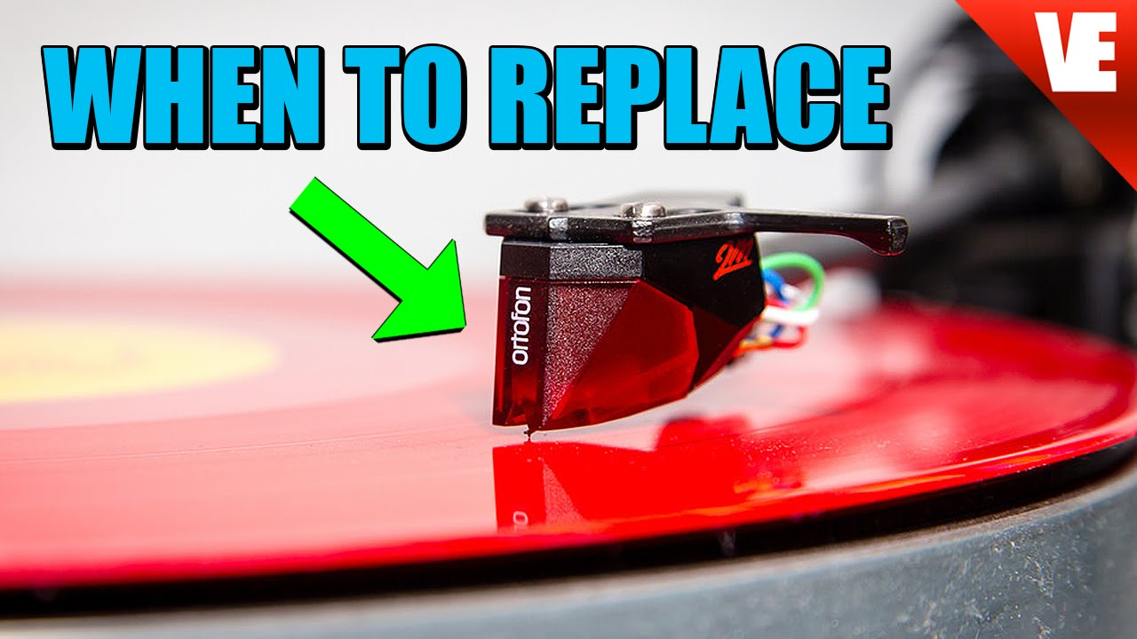 Record Players When To Replace Your Needle Youtube