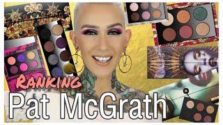 Рейтинг всех палитр My Pat McGrath