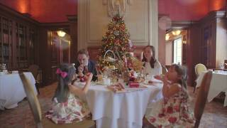 Festive Afternoon Tea at The Libray