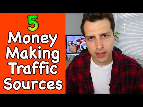 Top 5 FREE Website Traffic Sources for Affiliates in 2017 (Works In EVERY Niche)