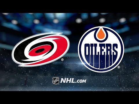 Teravainen, Staal lead Canes to 5-3 win vs. Oilers