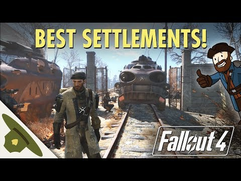 "Fallout 4 ""Bedford Station"" Settlement Build Contest WINNERS! thumbnail"