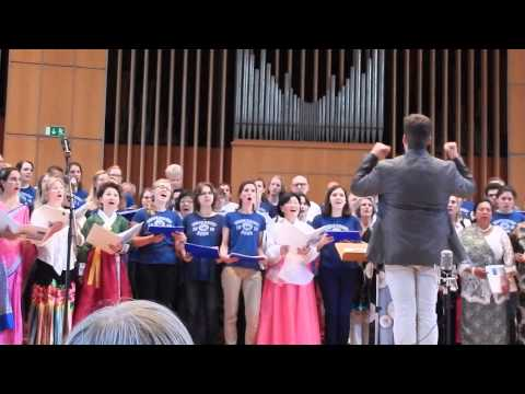 Sing Africa / Internationalle Chor Uni Bonn