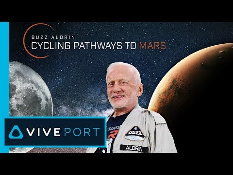 Buzz Aldrin: Cycling Pathways to Mars | Life VR