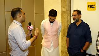 Special interaction with 'Manmarziyan' team