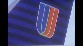 1996 United Airlines Commercial