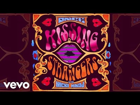 DNCE  Kissing Strangers Audio ft Nicki Minaj
