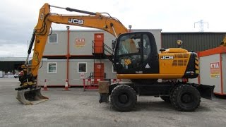 FOR SALE: 2015 JCB JS175W WITH ENGCON