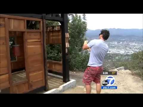 Griffith Park Teahouse on LA News