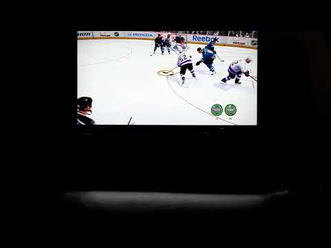 NHL 13 (Xbox 360) - lucky shot