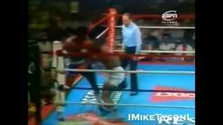 マイクタイソンの全盛期KO集 破壊力とスピードに圧倒されます。 最強ボ...