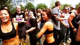 Coone @ Defqon 1. (Official Aftermovie 2010)