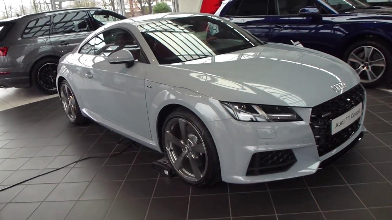 2019 Audi TT Coupe'' ''TT 20 Years'' Edition Exterior ...