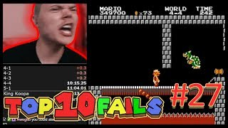 10 Fails In Speedrunning | Episode 27