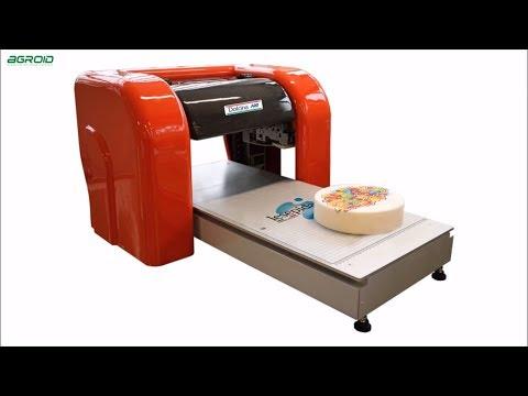 Пищевые кондитерские принтеры Lesepidado