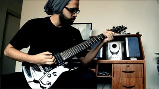 Born of Osiris - M∆CHINE // MACHINE (Guitar cover) HD