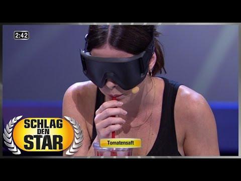 Spiel 4 - Drinking in the Dark - Schlag den Star