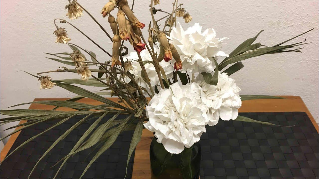 Diy Flor De Papel Higienico Facil