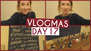 Lush Spa Treatment & An Unpleasant Surprise • VLOGMAS {DAY 17} Thumbnail