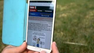Free mobile bride le Web avec les antennes Orange