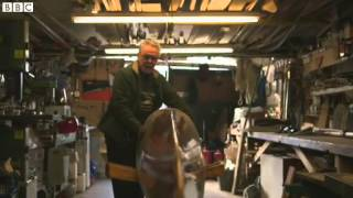 Bbc News The Last Wooden Racing Boat Builder