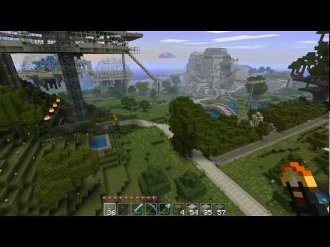 карта майнкрафт new world #5