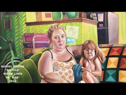 Artists in Their Space - Rachel Foster- Art Documentary