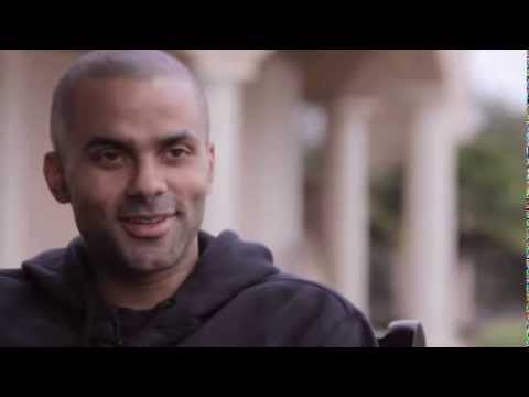 Interieur sport tony parker canal plus 2011 youtube for Interieur sport canal plus