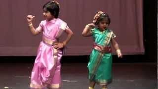 MI TAMIL SANGAM PONGAL 2012 :VYSHNAVI DANCE FOR KOLUSU KADAI SONG