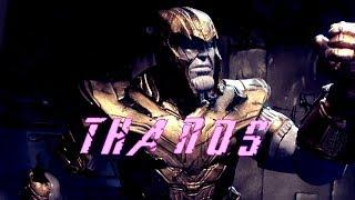 Figure Builds - Thanos Avengers Endgame Movie Figure
