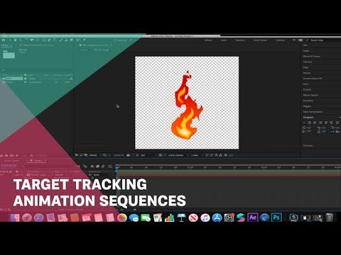 Target Tracking and Animation (Image) Sequences  [Part One] - Spark AR Studio