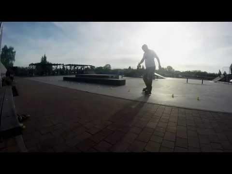 Łosice skatepark