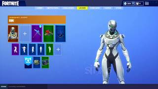 "NEW EXCLUSIVE SKIN FROM XBOX ""EON"" MORE NEW BAILES ? FORTNITE ? SEASON 6"