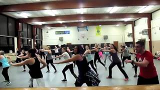 Born to be Alive - Zumba