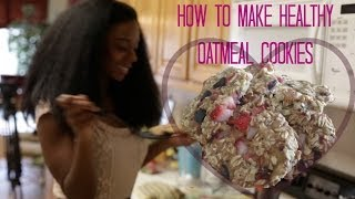 Download lagu How to Make Healthy  Oatmeal Cookies