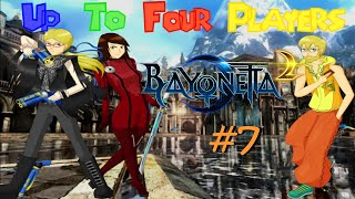 U24P: Bayonetta 2 (Part 7)