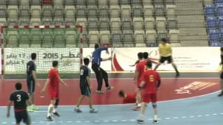 China 39-22 Uzbekistan | Asian Handball Championship 2014