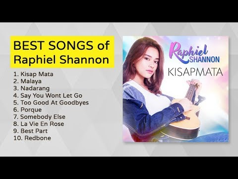 Best Songs of Raphiel Shannon