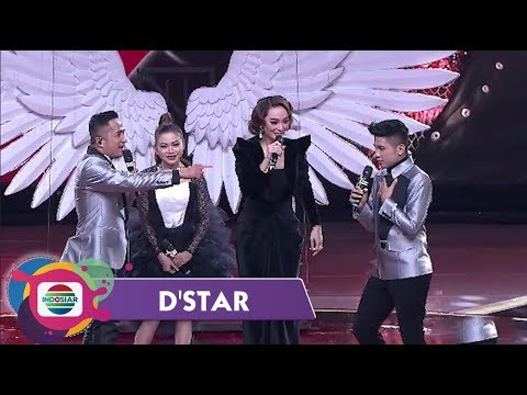 Download KERAS!! Rara Bikin Zaskia Gotik dan Jirayut nge-Growl di Panggung D'Star Mp4 baru