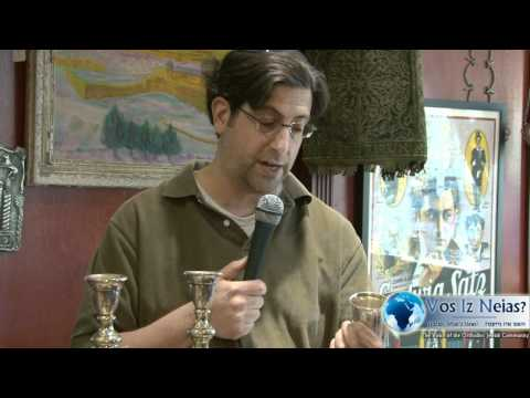 VIN News Interview With Jonathan Greenstein - Antiques Judaica Auction House