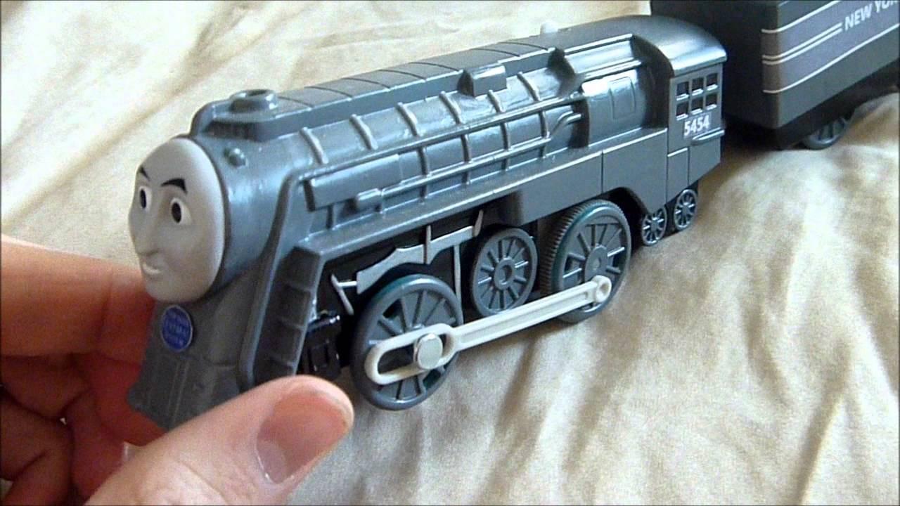 My Five Homemade Custom Tomytrackmaster Thomas Trains