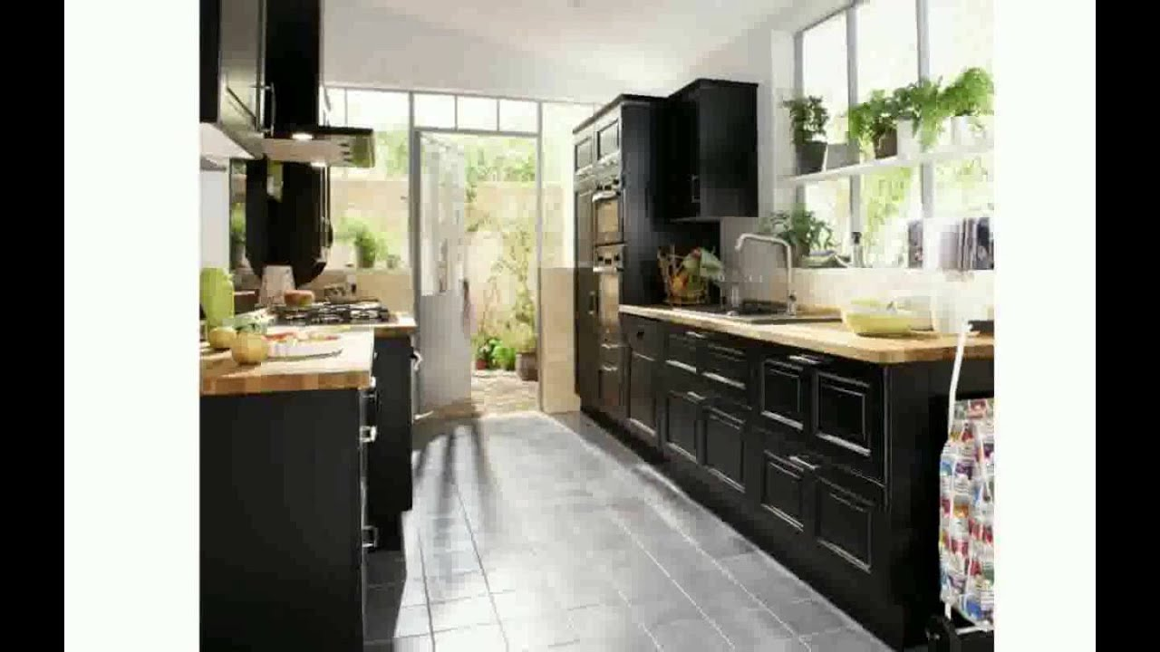 d coration cuisine vintage youtube. Black Bedroom Furniture Sets. Home Design Ideas
