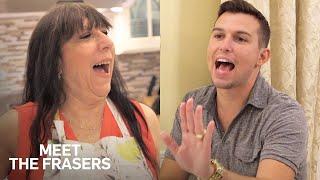 Matt Fraser Gets Schooled on Freudian Slip at Dinner | Meet the Frasers | E!