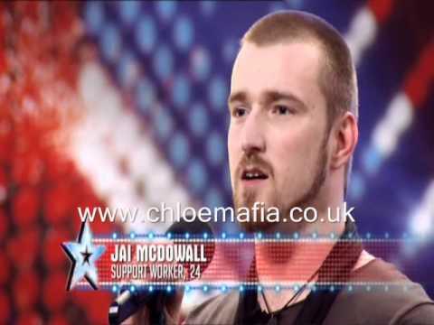 Jai McDowall Singing Chess Anthem britains got talent 2011 HD AMAZING