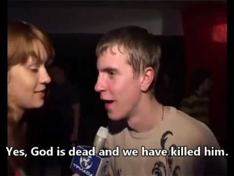 Dmitri finds out God is dead