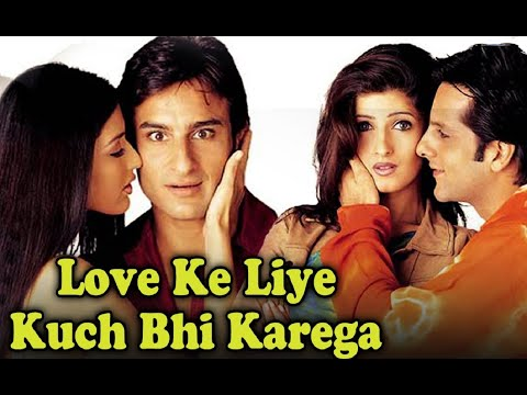 Love Ke Liye Kuch Bhi Karega (HD) Hindi Full Movie - Saif Ali Khan, Sonali Bendre - With Eng Subs