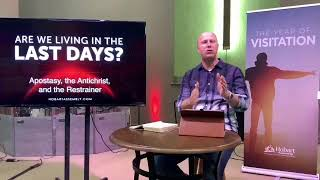 Apostasy, the Antichrist, and the Restrainer - Part 2