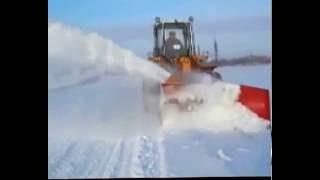 Снегоочиститель роторный ЕМ-800-03(04)