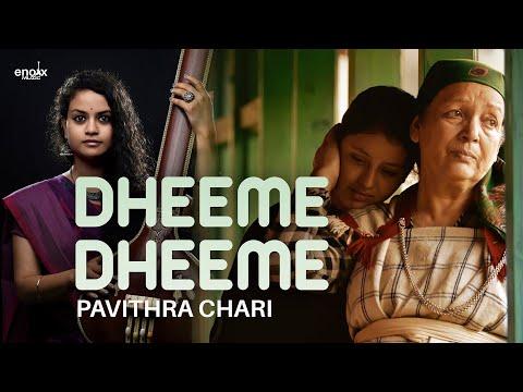 Best Himachali Pahari Song | Dheeme Dheeme | Pavithra Chari | Saanjh Film