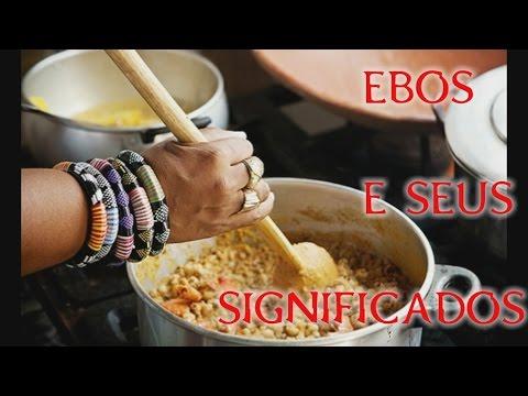 EBO e seus SIGNIFICADOS
